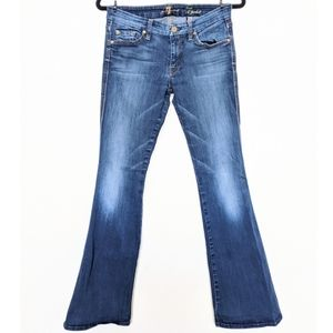 7 For All Mankind Lexie 'A' Pocket Bootcut Jeans